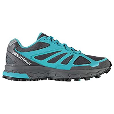 Karrimor Womens Tempo 5 Trail Running Shoes Lace Up