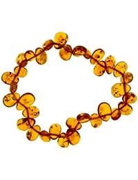 Nature d'Ambre - 3180544 - Bracelet Ambre Cognac
