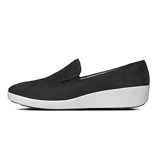 FF2 Par Fitflop Chaussures Skate F-pop Noir Noir