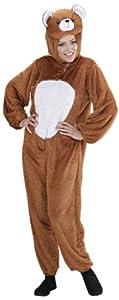 WIDMANN Widman - Disfraz de oso para mujer, talla M (9947B)
