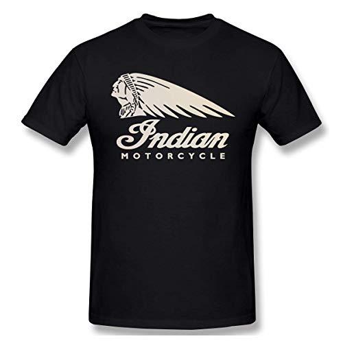 Pillowcase Wholesale Maglietta Moto Indiana Unisesx Uomo Donna Cotone Tee 4XL