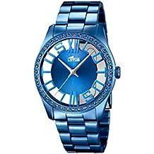 041730453dab Lotus Reloj Analógico para Mujer de Cuarzo con Correa en Acero Inoxidable  18251 1