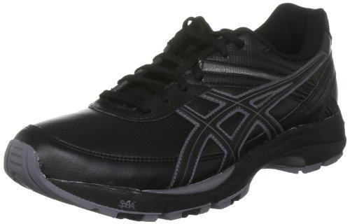 Asics Damen Gel Fitwalk Lyte 2 Sportschuhe, Schwarz (Black/Onyx/Charcoal) , 40 EU