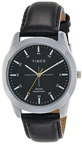 Timex Analog Black Dial Men's Watch-TW00ZR263E