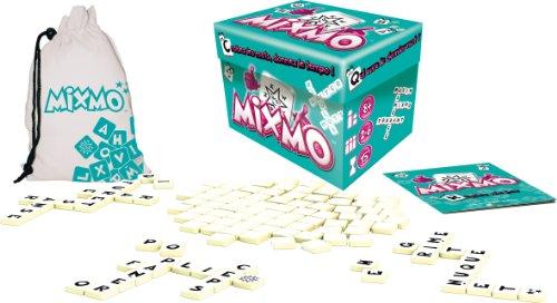 Asmodee MIX02 - Jeu de réflexion - Mixmo-Version Pavé - -