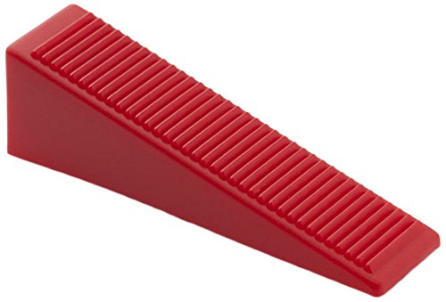 Mustang MSTG100CÑSB Sistema de Nivelación, Rojo, Set de 100 Piezas