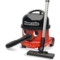 NUMATIC NRV200-11 Commercial Vacuum, 580 Watt, Red/Black