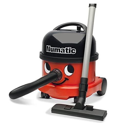 Numatic NRV200 C2 9L Commercial Bagged Cylinder Henry Vacuum Cleaner Hoover