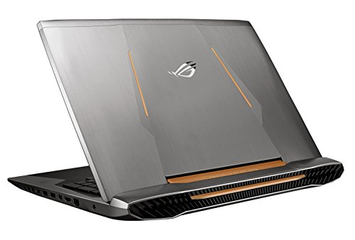 Asus ROG G752VT-GC113T Notebook, Display 17.3