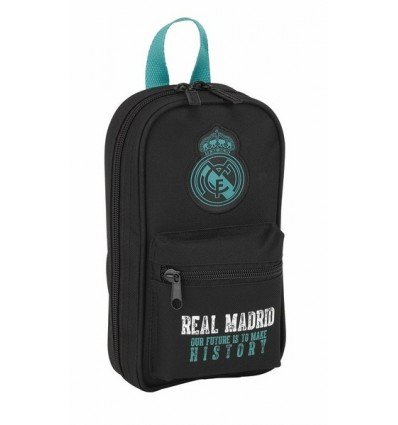 Estuches Multicolor Real Madrid