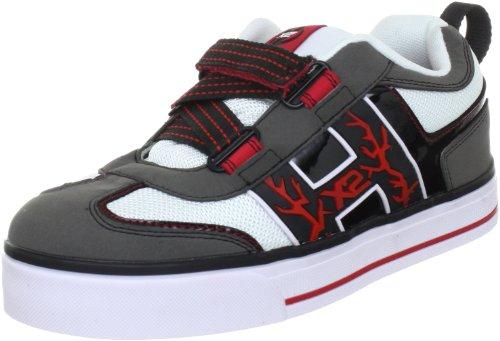 Heelys  BOLT,  Sneaker unisex bambino Grigio (Grau (Grey/Black/Red/White))