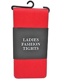 Tights. Ladies Red