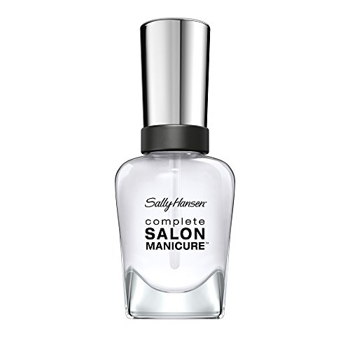 Sally Hansen Complete Salon Manicure Nagellack, Farbe 110, Cleard for Takeoff, farblos, 1er Pack (1 x 15 ml) - Sally Hansen Unterlack
