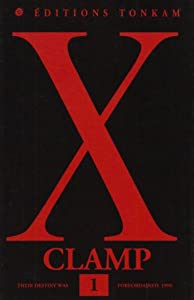 X Edition simple Tome 1