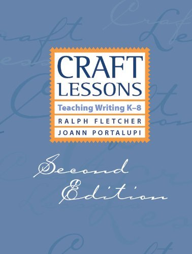 Craft Lessons 2nd Edition (English Edition)