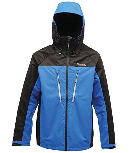 Regatta Herren Alle Peaks Point 214Walking Jacke Blau - Oxford Blue / Black