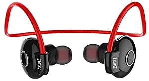 boAt Rockerz 210 in-Ear Bluetooth Earphones with Microphone (Red/Black)