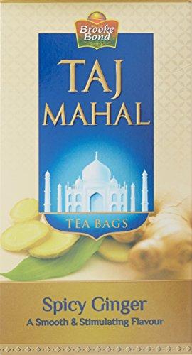 Brooke Bond, Taj Mahal Ginger, 25 Tea Bags