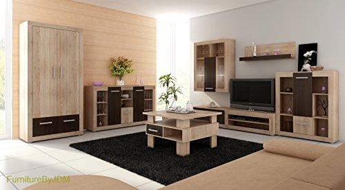 Wohnzimmer Möbel Set, TV Wohnwand
