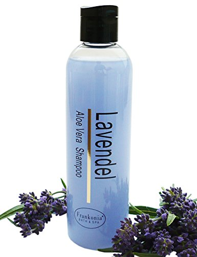 Lavendel Shampoo mit Aloe Vera, Pflegeshampoo 250 ml