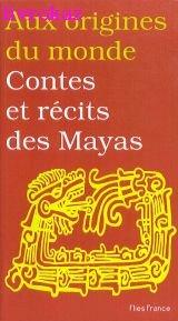 Contes et récits des Mayas par Perla Petrich
