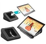reboon Tablet Kissen für das Archos 101 Magnus Plus - ideale iPad Halterung, Tablet Halter, eBook-Reader Halter für Bett & Couch