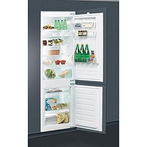 Whirlpool art6502/a+ - réfrigérateur encastrable congélateur bas 275l a+