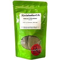 Asiafoodland - getrocknetes Indisches Lorbeerblatt - Lorbeerblätter - Mutterzimmt/Mutterzimt - Cinnamomum tamala - Malabathrum, 1er Pack (1 x 15g)