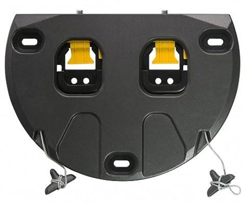 AVF ZML2500 flat panel wall mount - flat panel wall mounts (75 x 75,200 x 200 mm, Black, Metal, TVs)