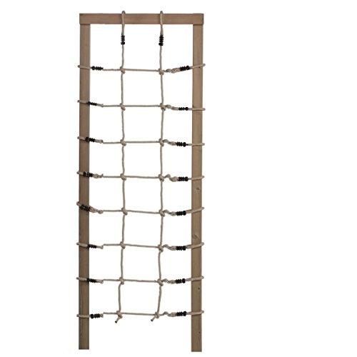 Kletternetz für Rahmen B 75 x H 200 cm ohne Gerüst von Gartenwelt Riegelsberger