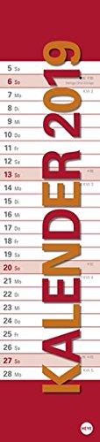 Langplaner XL - Kalender 2019