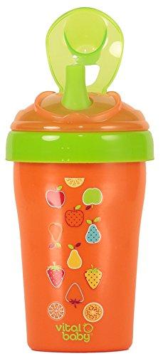 Stroh Tasse (orange) (Stroh Tassen Für Kleinkinder)