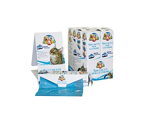 Croci C6020786 Toilettenbeutel Universell, 10 Stück