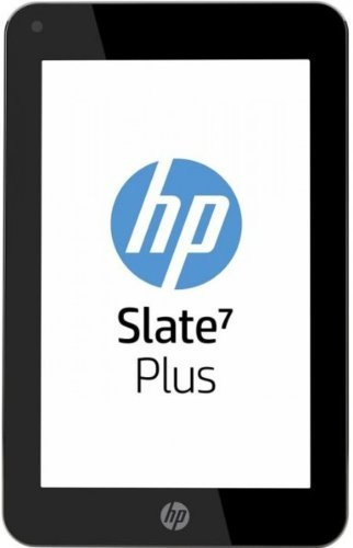 Hp Slate Plus 7 (HP Slate 7 Plus 4200eg 17,8 cm (7 Zoll) Tablet-PC (NVIDIA Tegra3 A9, 1,3GHz, 1GB RAM, 8GB HDD, Android 4.2) silber)