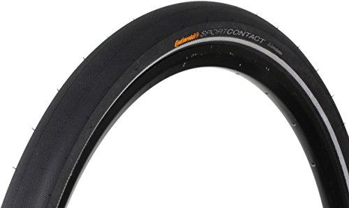 Preisvergleich Produktbild Continental Sport Contact II Fahrradreifen,  Unisex Erwachsene,  Schwarz