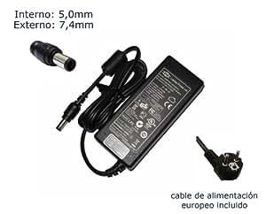 Bloc d'alimentation pour lenovo thinkpad t420S t520 w520 x121E t520I pC portable chargeur, chargeur, adaptateur aC, pièce de rechange compatible avec alimentation secteur (câble d'alimentation inclus), marque laptop power