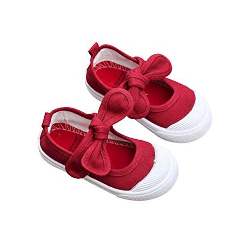 DEBAIJIA Primeros Pasos Zapatos de niña XX-Small Fabicante 22