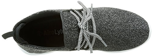 Globe Nepal Lyte, Skateboard homme Noir (Black Knit)