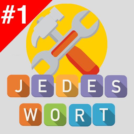 Each Word - German (Jedes Wort) (Software Scrabble)