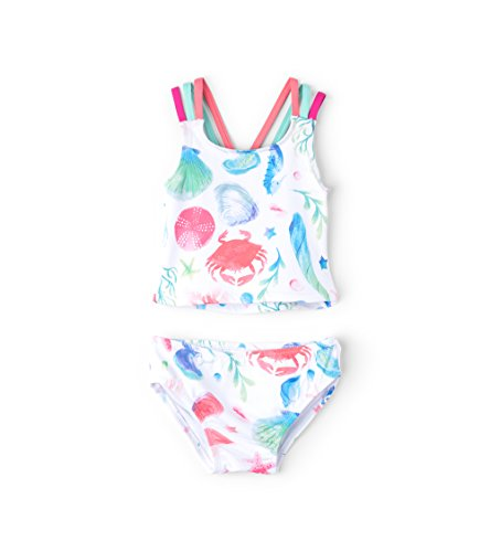 Hatley Girl's Sporty Set Tankini