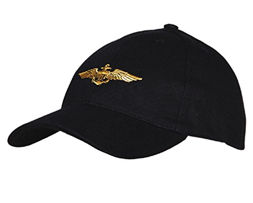 US Army Airforce Navy Pilot Propeller Wings WWII Baseball Cap