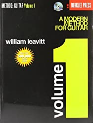 A Modern Method for Guitar, Vol. 1 by William Leavitt (1995-08-01)