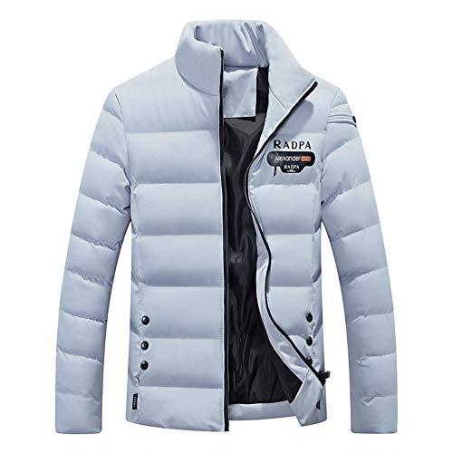 Grau Sport Coat Blazer (Clearance Sale [M-3XL] ODRDღ Hoodie Pullover Männer Sweatshirt Sweater Herren Mantel Sport Coat Sweatjacke Parka Daunenjacke Jacke Hooded Anzug Blazer Winterjacke Overcoat Lederjacke)