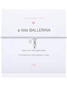 Joma Jewellery A Little Ballerina Kinder-Armband