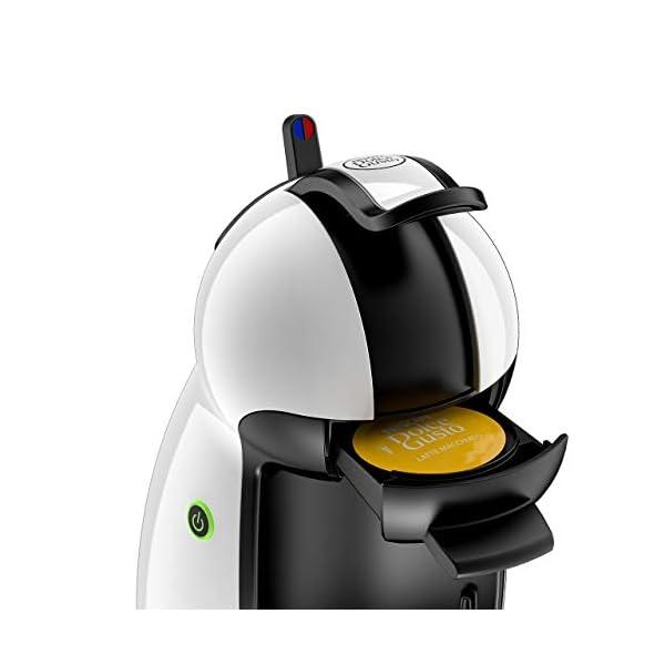 Dolce Gusto KP100BKP Nescafe Piccolo Macchina per Caffe Espresso e Altre Bevande, Antracite 5 spesavip