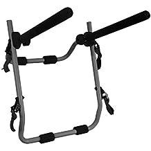 Gobiker Easy - Portabicicletas de portón, color gris