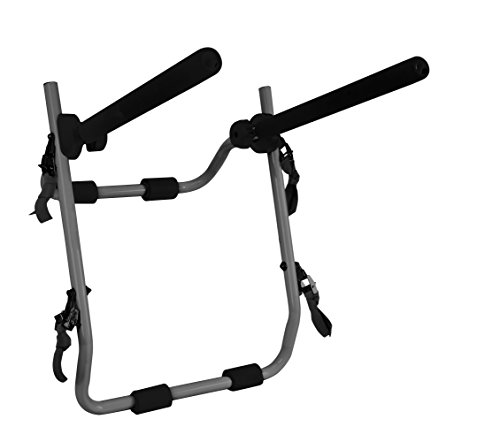 Gobiker Easy Portabicicletas de portón, Hombre, Gris, L