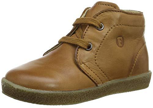 falcotto lauflernschuhe Falcotto Baby Jungen Conte Sneaker, Braun (Cognac 0d06), 26 EU