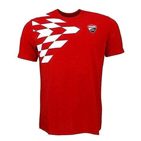 Ducati Corse Moto GP Racing T-shirt rot offizielle 2016