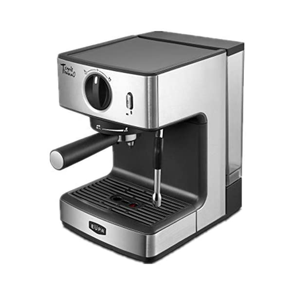 ALDXC13-TSK-1866AS,Espresso Machine semi-Automatic Steam Brewed Coffee Pot,Commercial Household Full Automatic Ground Bean Coffee Machine Drip Coffee Maker 41PgXOawXML